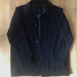 👉🏼Men's London Fog Black Jacket 🧥